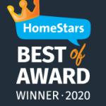 HomeStars Best Of Award Painters