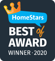HomeStars Best Of Painters Award